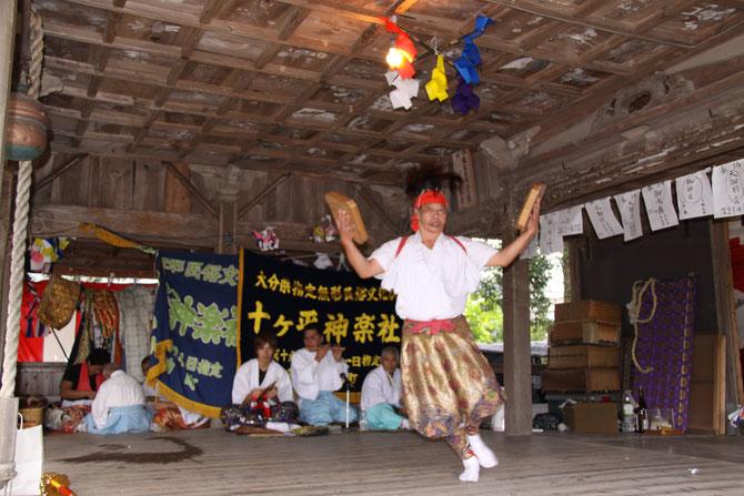 十ヶ平神楽社