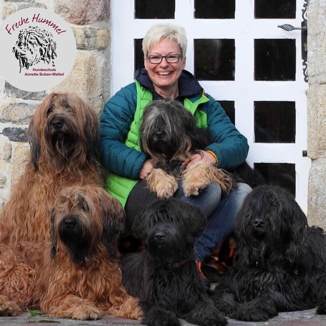 Annette Buban-Waibel (Hundeschule Freche Hummel)