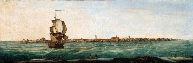 Charleston SC view 1774