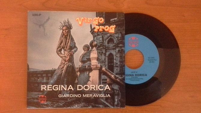 regina dorica / giardino meraviglia - etichetta BOONEVIL