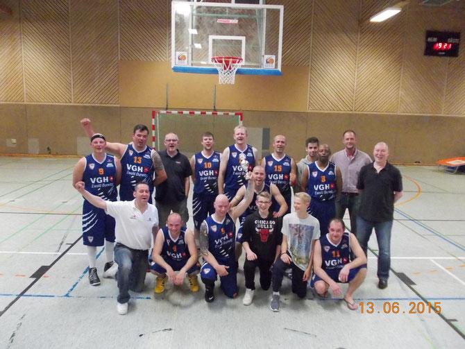 Pokalsieger 2015