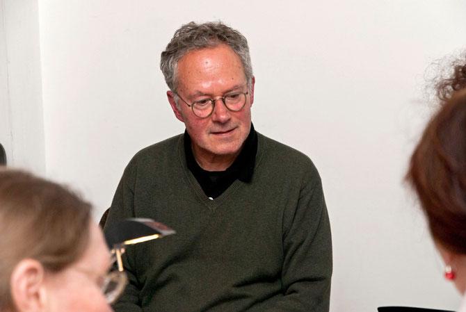 Andreas Seltzer im Atelierhaus Alte Schule
