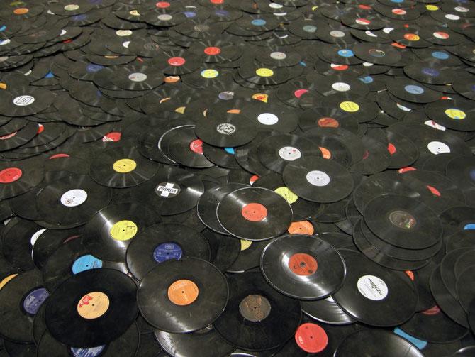 1000 Schallplatten..../Plattensee.