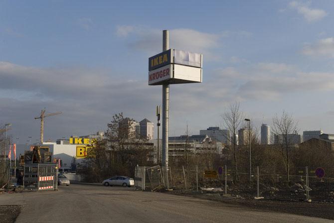 nördliche Weststadt nahe Krupp-Gürtel