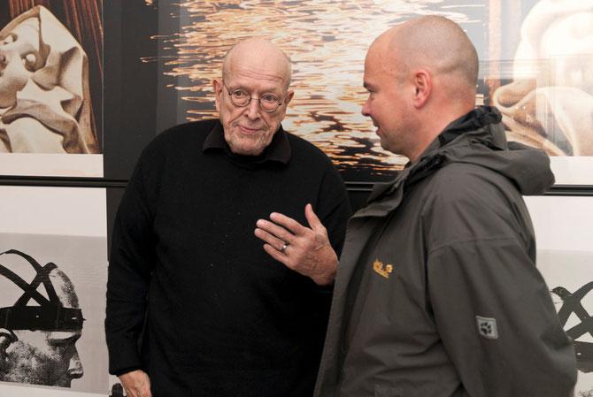 Urs Jaeggi im Gespräch mit Florian Neuner