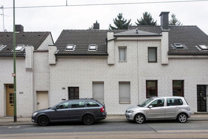 """""""Abwaschbar"""" Häuser an der Steeler Straße"""