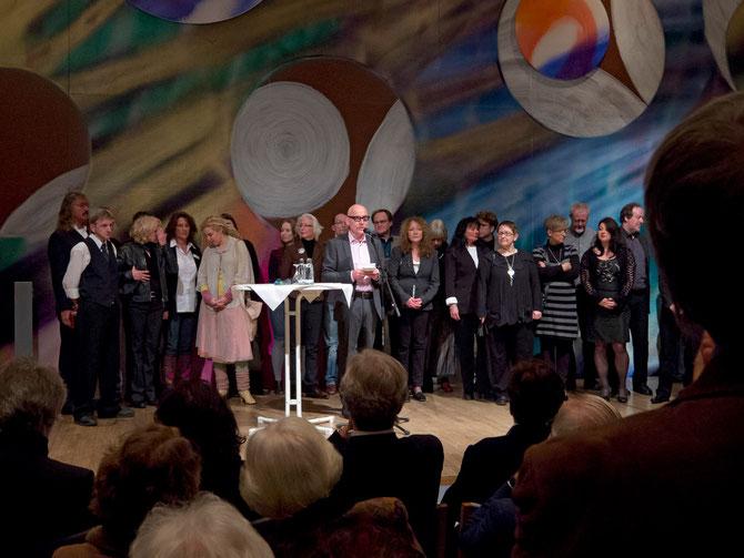 Neujahrsempfang im Kunstmuseum Bochum