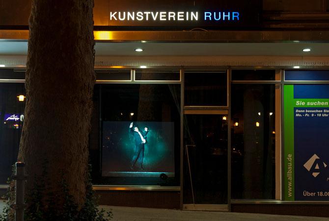 Gary Hills Wall Piece im Kunstverein Ruhr