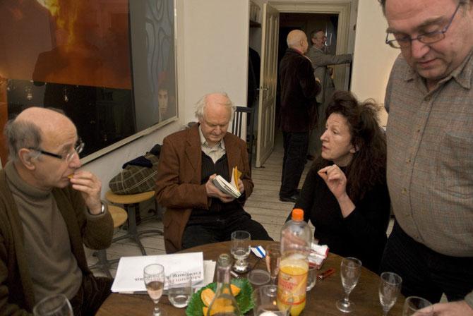 Gesprächsrunde zu den Filmen von Eric Rohmer am 29. Januar 2010