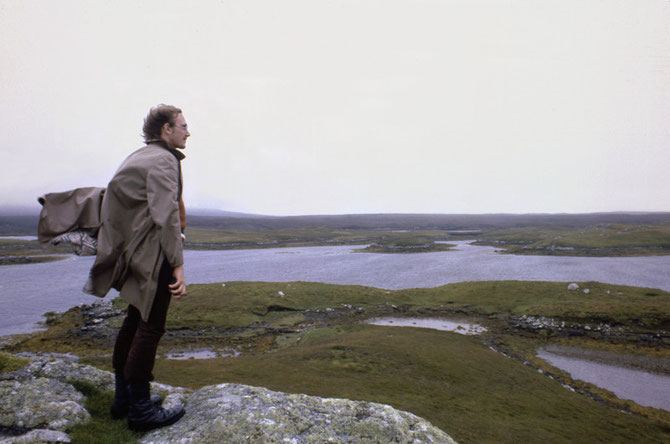 North Uist, Äußere Hebriden, 1979