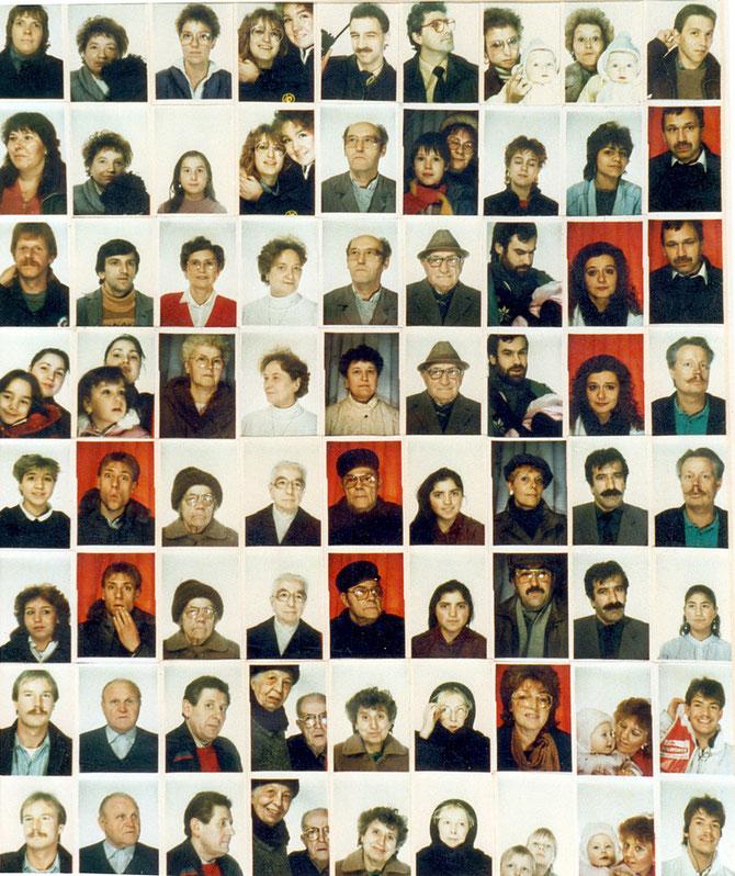 Photomaton 2, Woolworth, 1986