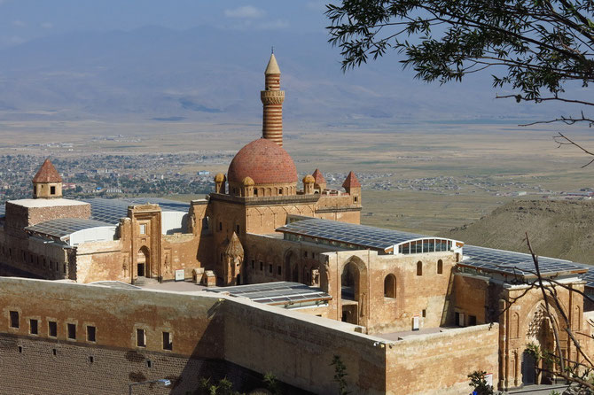 Palast Ishak Pasha Sarayi