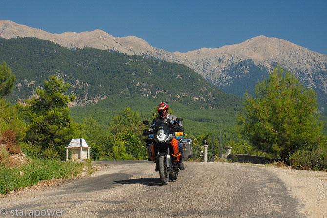 Durch die Bergwelt des Taurus