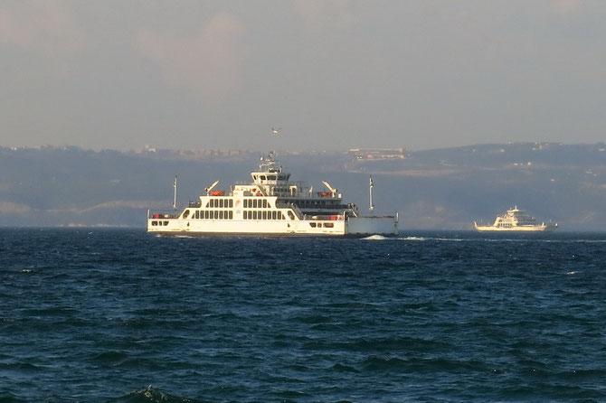 Fähren nach Istanbul