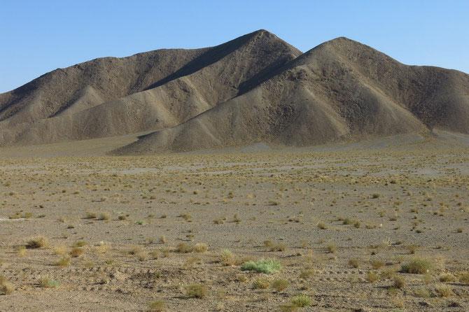 Wüstes Land...