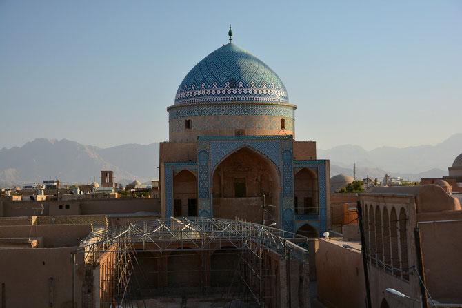 Kuppel des Rokn-od-Din Mausoleums