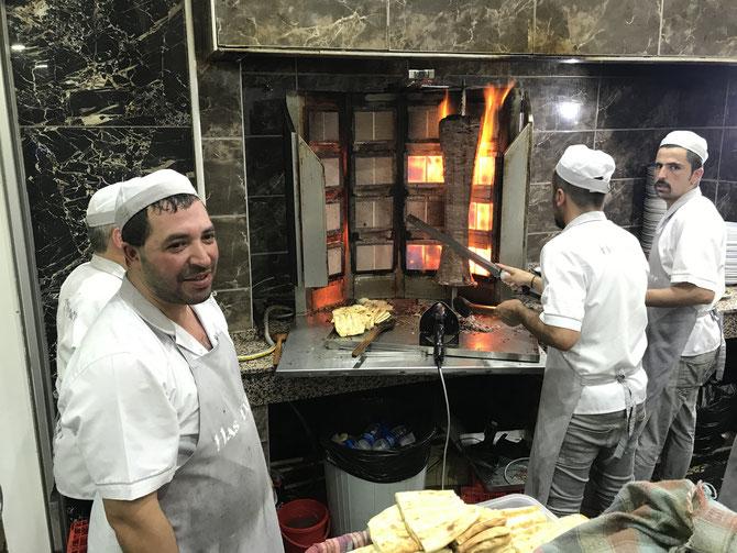 "Döner King ""Has Döner"" in Sivas"