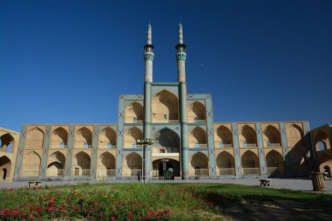 Meydan-e Mir Chaqmaq – Moschee