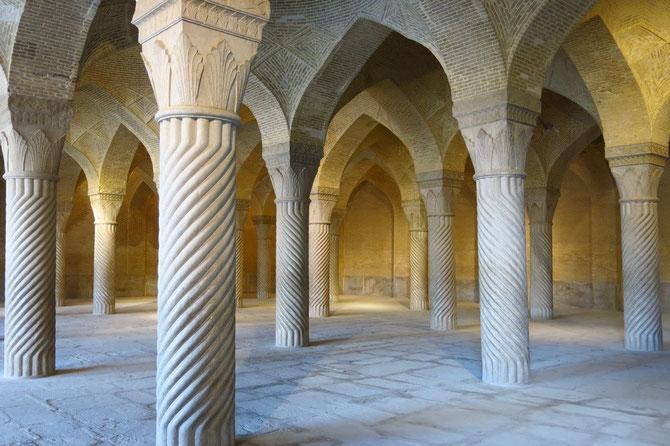 Gebets-Iwan der Vakil-Moschee