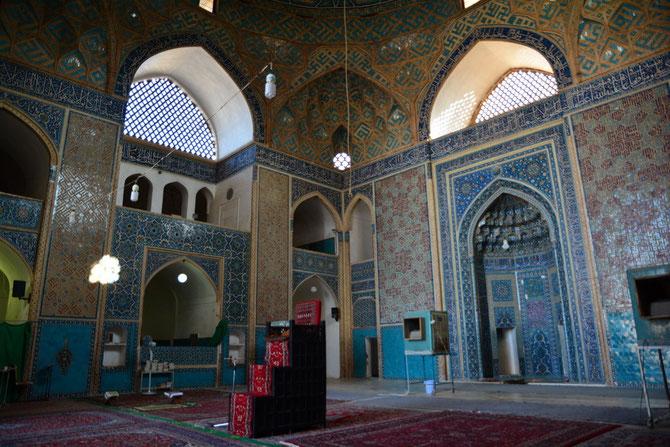 Kuppelsaal der Jame-Moschee