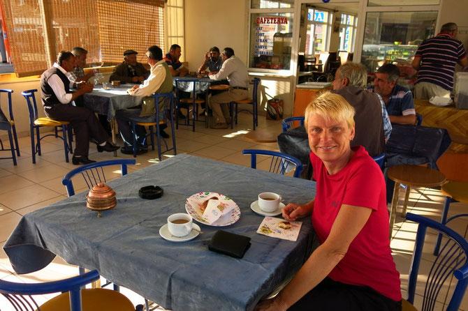Tercan: Frühstück unter Männern