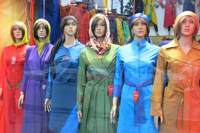 Aktuelle Manteau-Mode in Kermanshah