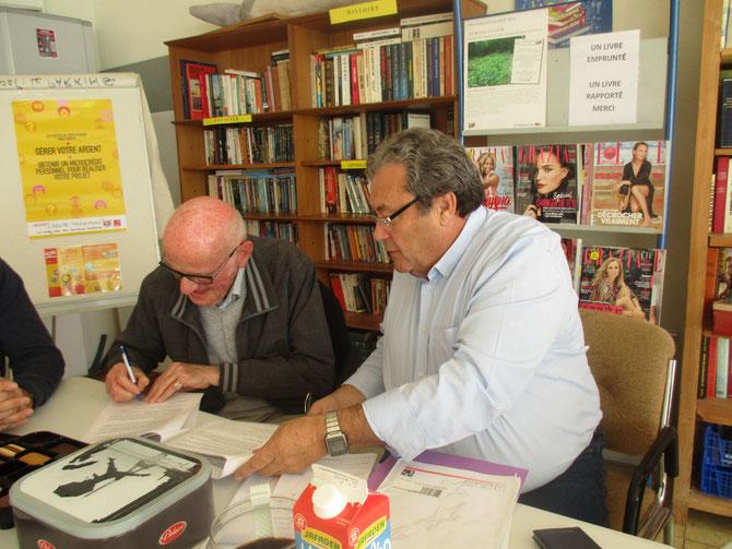 Jean-Marie LAURENT prend officiellement les rênes du centre des Restos du Coeur de BERGERAC