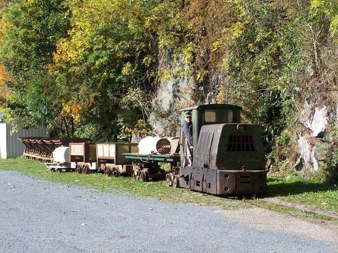 10'15  Güterzug-Fototag im goldenen Oktober