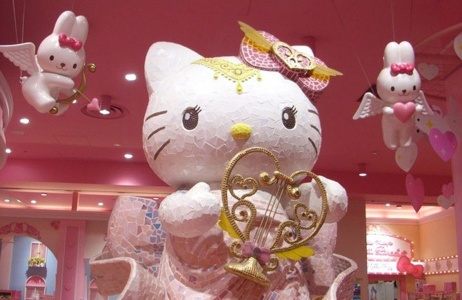 Hello Kitty Land