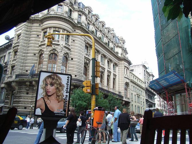 Buenos Aires, Straßenszene