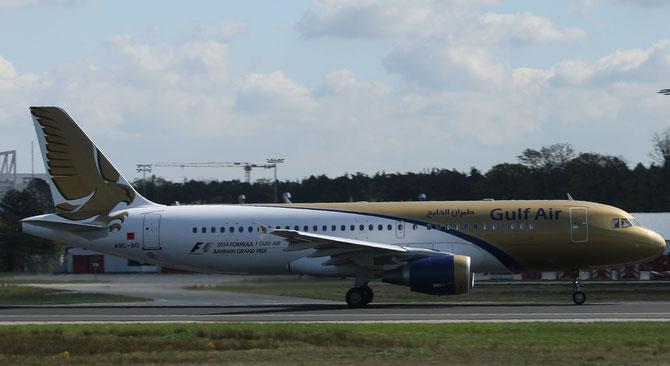 GulfAir > S 16.04.2014/ 10:45