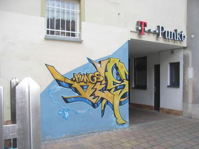 Graffiti Ansbach  2008