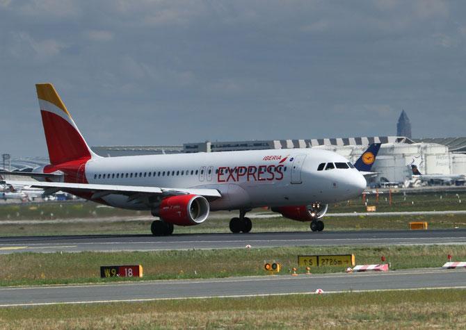 Iberia Express > S 16.04.2014/ 11:33