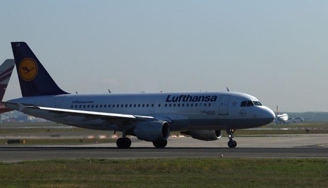 Lufthansa Airbus 319 Tegernsee >S 16.04.2014/ 09:25