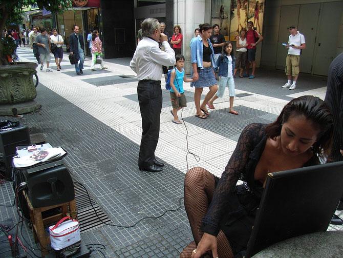 Buenos Aires, Tango für die Touristen