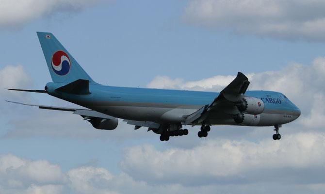 CoreanCargo Boing 747 > L 16.04.2014/ 13:21
