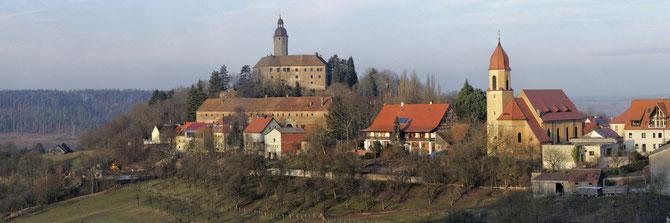 Schloss Virnsberg, Mittelfranken, 15.01.2013