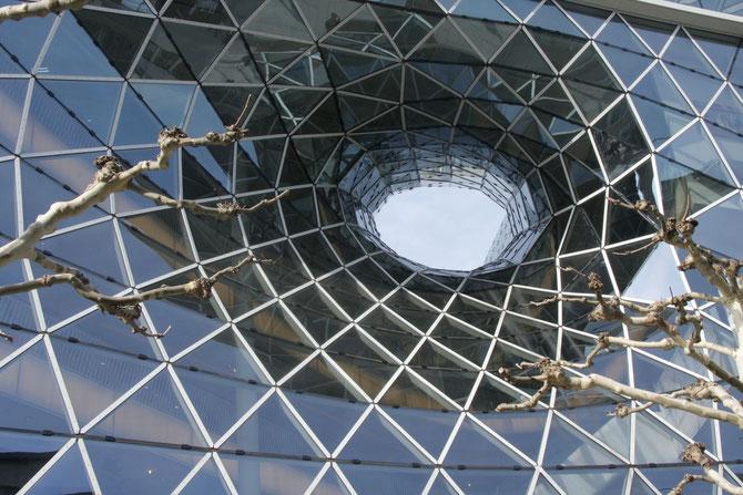 Urbanes Designe, Mei Zeil in Frankfurt