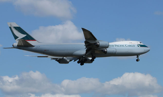 Cathay Pacific Cargo > L 16.04.2014/ 11:53