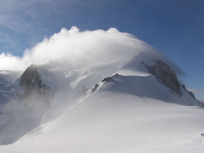 Mont Blanc mit am 05.07.2005 um 07:30