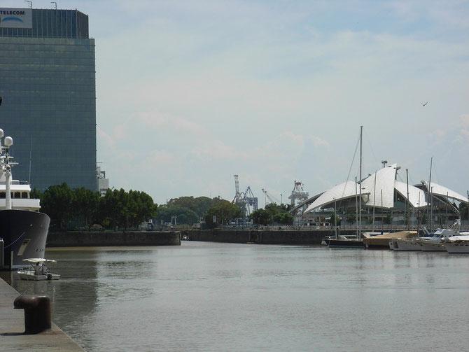 Buenos Aires, Hafen