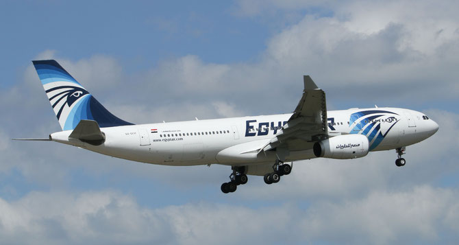 Egyptair Airbus A330 > L 16.04.2014/ 13:03