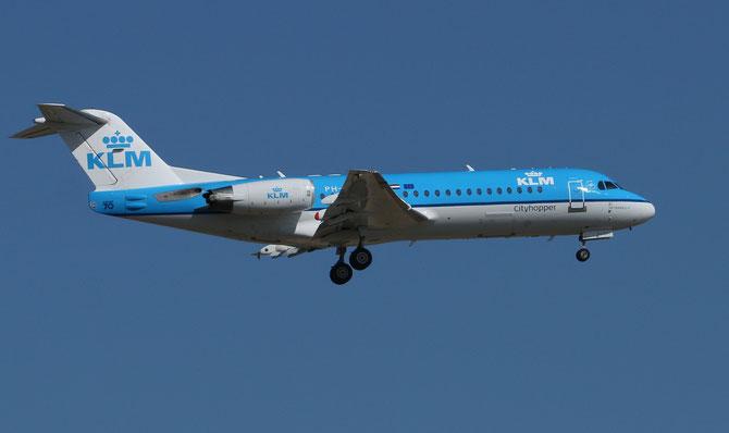 KLM Cityhopper >L 16.04.2014/ 09:40