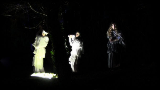 Les Quatre Saisons des Dames du Lac_WINTER_Jess Nightingale, Patricia Assis, Drachin von Terra_image Didier Duval 2015