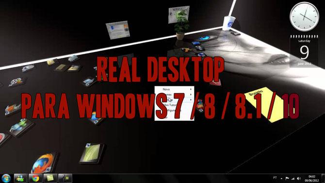 Crea y personaliza tu escritorio en 3d taringa for Crea tu casa 3d