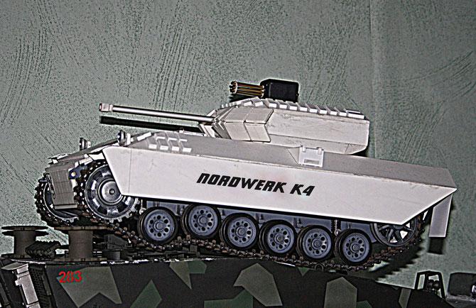 Schützenpanzer K4 von Nordwerk