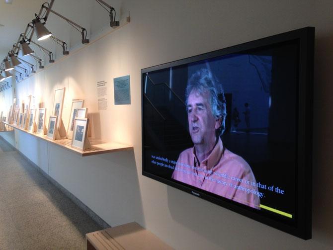 Arsuaga, uno de los directores de Atapuerca, en un vídeo del MEH.