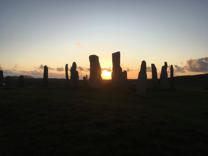 Standing Stones of Callanish, Isle of Lewis