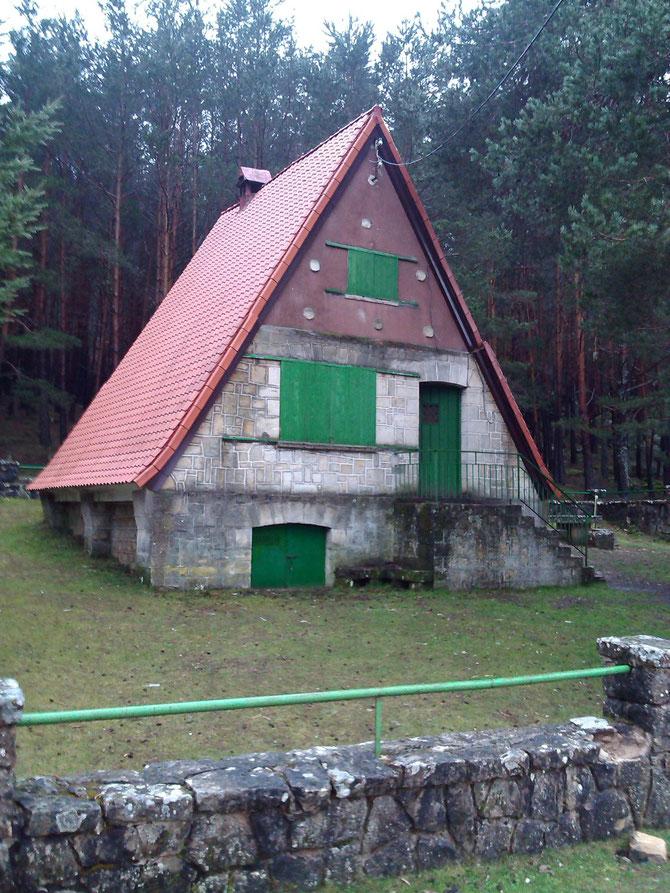 Refugio noches 1 y 4.