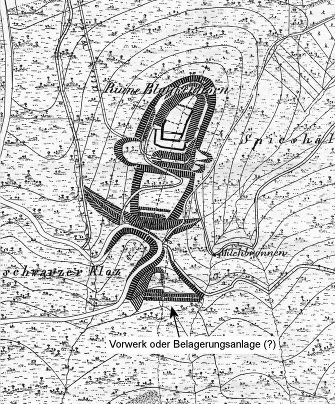 aufgenommen 1906 von Major Steiner